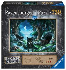 Puzzle Ravensburger Escape Llops (759 piezas)