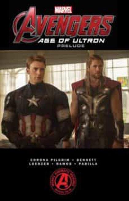 Los Vengadores. La era de Ultrón