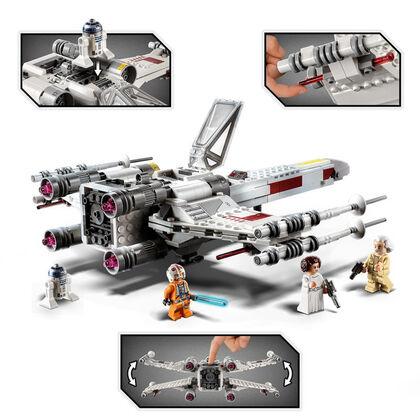 LEGO Star Wars Caza Ala-X de Luke Skywalker (75301)