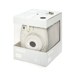 Pack Instax Mini 9 + Funda + Recambio Blanco
