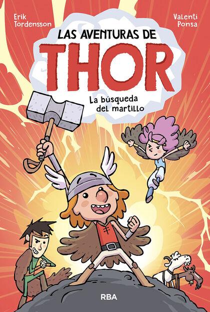 Las aventuras de Thor. La búsqueda del martillo