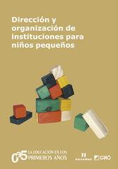 Dirección y organización de institucione