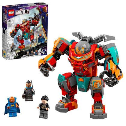 LEGO Super Héroes: Iron Man Sakaariano de Tony Stark