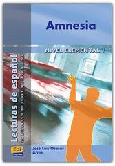 EDIN LGEA1 ELE1 Amnesia Edinumen 9788489756724