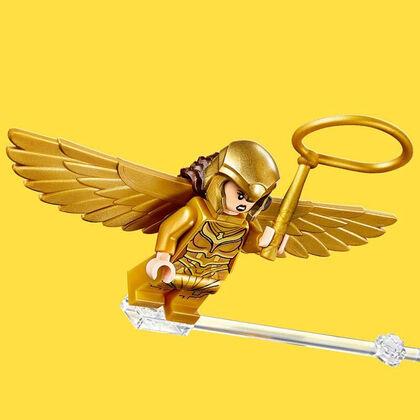 LEGO Súper héroes Wonder Woman (76157)