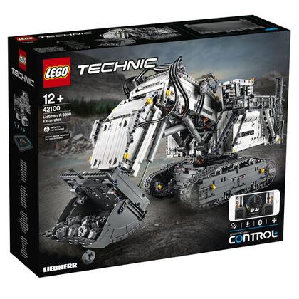 LEGO Technic Excavadora Liebherr R 9800 (42100)