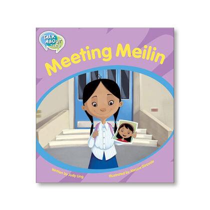 TA L15 MEETING MEILIN Macmillan 9781420240696