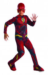 Disfressa Herois Warner Bross  Flash Jl Movie classic