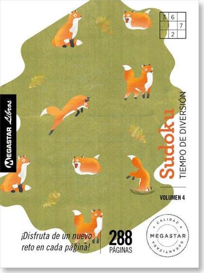 Bloc de sudoku 04 - Tiempo de diversión