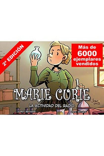Marie Curie. La actividad del radio