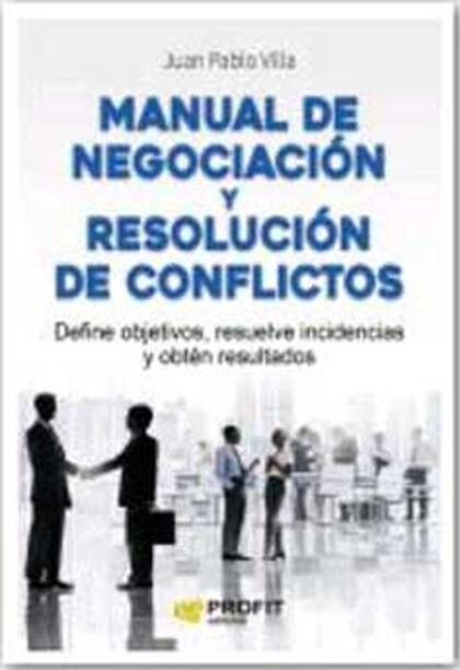 Manual de negociación y resolución de co