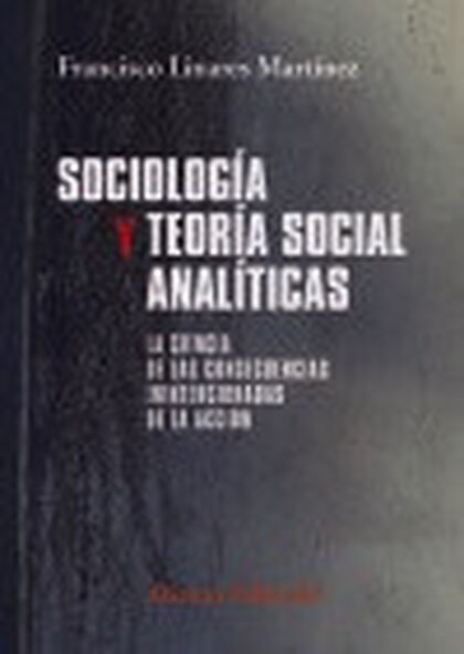 Sociología y teoría social analíticas