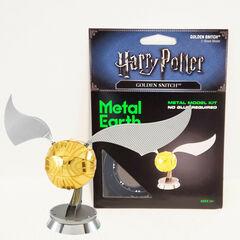 Maqueta Metalearth Harry Potter Golden Snitch