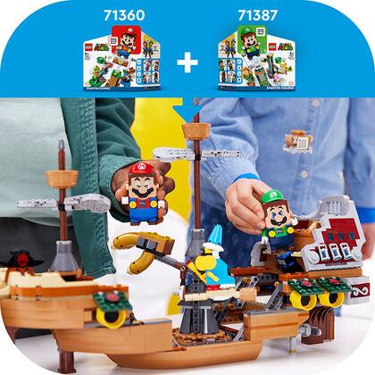 LEGO Super Mario Set d'Expansió: Aeronau Bowser