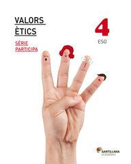 Valors ètics/Participa/16 ESO 4 Voramar Text 9788491310648