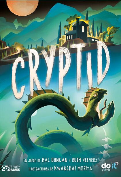 Juego de estrategia doit Games Cryptid