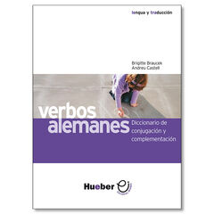 VERBOS ALEMANES Hueber 9788481410259