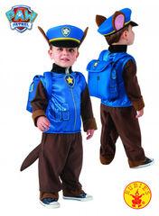 Disfraz Rubie'S Paw Patrol Chase De 3 a 4 años