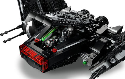 LEGO Star Wars Kylo Ren s Shuttle (75256)