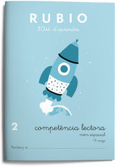 COMPETÈNCIA LECTORA 2 ESPACIAL PRIMÀRIA Rubio 9788415971689