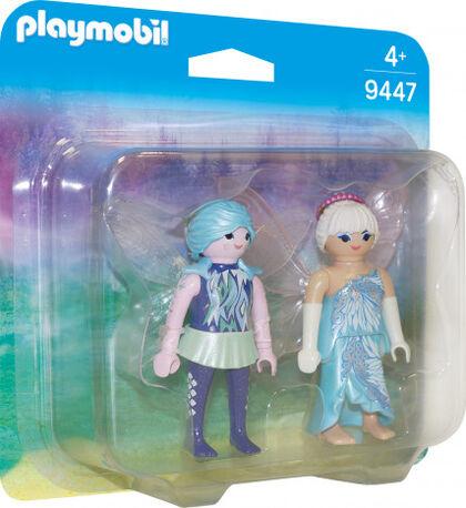 Playmobil Hadas Hadas de invierno