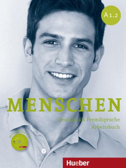 MENSCHEN A1.2 ARBEITSBUCH+CD Hueber Internacional 9783195119016