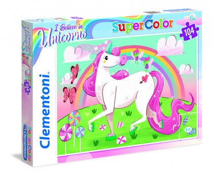 Puzzle Clementoni Unicornio