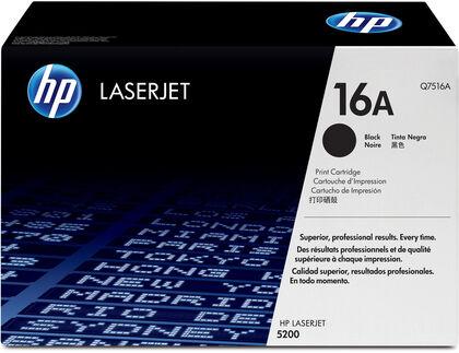 Tóner HP Original Laserjet 5200 Negro