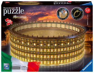 Puzzle 3D Ravensburger Colosseo Night 3DLOSSEO NIGHT 216 piezas