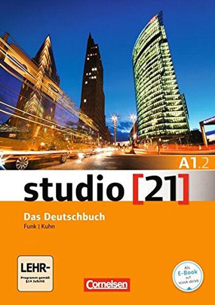 COR Studio 21 A1.2/KB+Übungsbuch+DVD Herder/Cornelsen 9783065205320