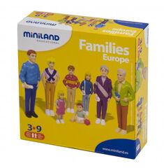 Figura Amigos del mundo Familia europea