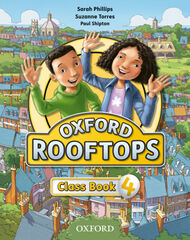 OUP E4 Rooftops/CB Oxford 9780194503518