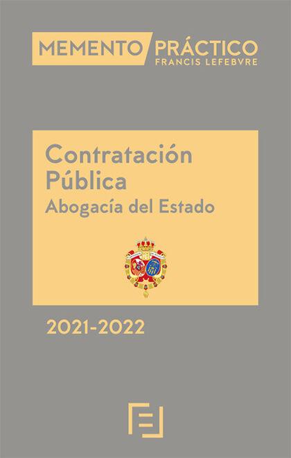 Memento Contratación Pública (Abogacía Del Estado)