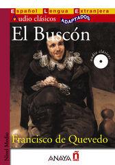 ANE ELE CA MED/Buscón Anaya ELE 9788467814101