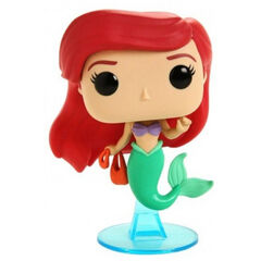 Funko Pop! Ariel con Bolsa
