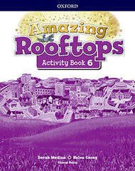 AMAZING ROOFTOPS 6 AB PK Oxford 9780194168427
