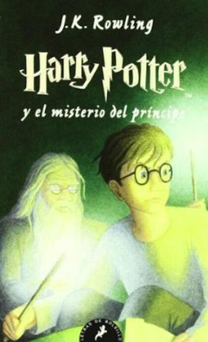 Harry Potter Y El Misterio Del Príncipe Abacus Online