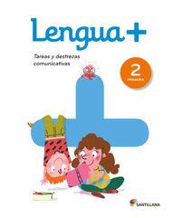 LENGUA+ 2º PRIMARIA Santillana Text 9788468040028