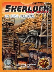 Sherlock Far West: La mina maldita