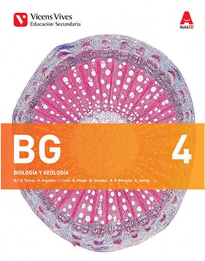Biología y geología+Dosier/BG/17 ESO 4 Vicens Vives 9788468239460
