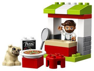 LEGO Duplo Town Parada de Pizza (10927)