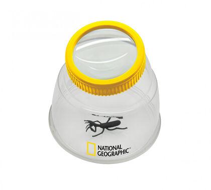 Vaso con lupa National Geographic XXL 5x