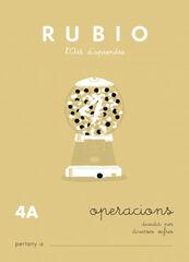 OPERACIONS 4A DIVIDIR DIVERS PRIMÀRIA Rubio 9788489773073