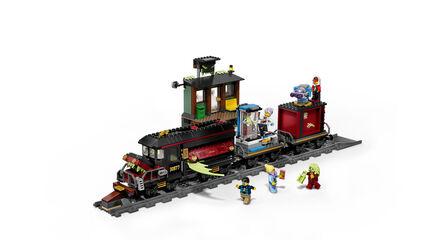 LEGO Hidden Side Express fantasma (70 424)
