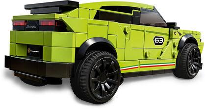 LEGO Speed Champions  LamborghiniUrusSTX & LamborghiniHuracàSuperTrofeuEVO  (76899)
