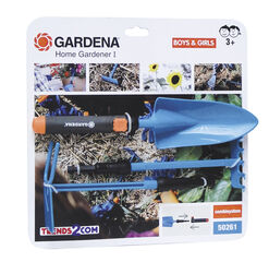 Juego simbólico Chicos Gardena Herramientas jardín