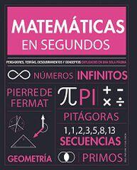 En segundos. Matemáticas