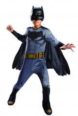 Disfraz Héroes Warner Bross Batman JL Movie clásico