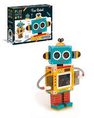 Crea tu propio robot Clementoni Play Creative