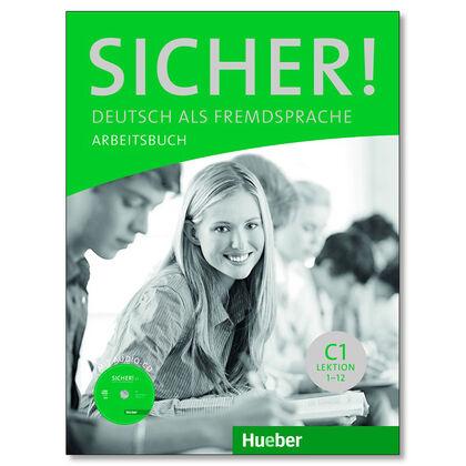 SICHER C1 ARBEITSBUCH+CDR Hueber Internacional 9783190112081